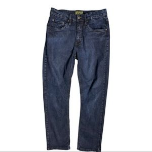 Men's Urban Star Blue Jeans Straight Fit Jeans